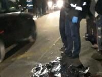 Un minor a fost accidentat mortal de un microbuz și aruncat în altă mașină, în Bistrița-Năsăud