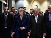 Liderii UE au aprobat acordul privind Brexit. Urmează să fie votat de Parlamentul britanic