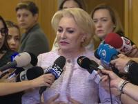 """Dăncilă, despre proiectul amnistiei și grațierii """"Nu există aşa ceva"""""""