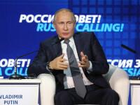 """Prima reacţie a lui Putin, după incidentul din Marea Azov: """"Provocarea a fost orchestrată!"""""""