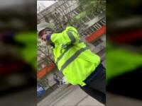 """Ce a urmat după confruntarea verbală dintre polițiștii din Capitală: """"Băiatul ăsta e obraznic"""""""