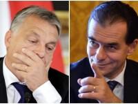 Orban vs Orban. Glume în presa din Ungaria pe seama numelor celor doi premieri