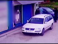 Benzinărie atacată de clienţi, într-un sat din Iaşi. Cum s-a salvat vânzătorul
