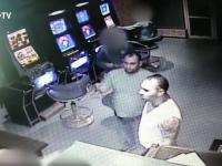 VIDEO. Momentul in care doi infractori lovesc violent un tata care isi apara fiica minora
