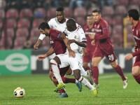 CFR Cluj a învins-o dramatic pe Rennes, cu 1-0, în Europa League. Ce scrie presa străină