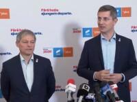 Dacian Cioloș a anunțat când vor fuziona USR și Plus: