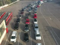 Câți șoferi intră într-un singur autobuz de călători. Experiment uimitor la Constanța