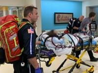 A ajuns la spital crezând că are pneumonie, dar a ajuns pe masa de operație. Ce a pățit tânărul