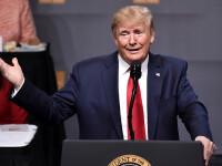 """Donald Trump transmite mulțumiri Iranului. """"O negociere foarte corectă"""""""