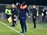 Antrenorul echipei fiului lui Dragnea, ridicat de trupele speciale direct de pe stadion
