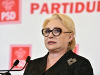 Viorica Dăncilă dezvăluie că a dat meditații la matematică. Ce salariu avea ca europarlamentar