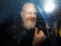 Suedia abandonează anchetarea acuzațiilor de viol împotriva lui Julian Assange