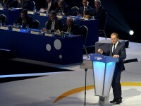 Donald Tusk a fost ales preşedinte al Partidului Popular European. Reacția lui Iohannis