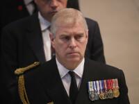 Prinţul Andrew a renunțat la îndatoririle publice, în urma scandalului Epstein