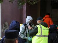 O nouă alertă la Timişoara! Locatarii unui bloc au fost evacuați după ce au simţit un miros ciudat