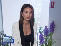 Geanina Ilieș și-a deschis salon de frumusețe, după ce acneea a dus-o în pragul depresiei