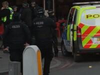 Incident la Londra. Mai multe persoane, înjunghiate. Suspectul, împușcat mortal | VIDEO
