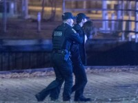 Atac de Halloween la Quebec. Un bărbat în haine medievale a ucis 2 persoane cu sabia