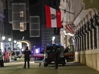 Statul Islamic a revendicat atacul de la Viena. Mesajul postat de agenția de propagandă