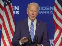 """Rezultate alegeri SUA 2020. Joe Biden: """"Vom câștiga această cursă. Americanii au ales schimbarea"""""""