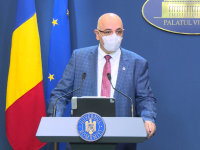 Arafat, despre evoluția epidemiei de COVID în România: \