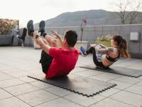 Studiu: Exerciţiile fizice regulate reduc riscul de spitalizare din cauza Covid-19