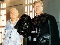 A murit actorul care l-a interpretat pe Darth Vader. Cine a fost Dave Prowse