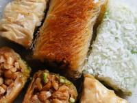 Rasfat cu arome orientale: sarailii, baclavale, vinete umplute ori placinta