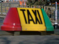 Se intampla in Romania! N-a avut niciodata permis auto, dar e taximetrist!