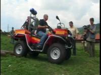 Romanii, impatimiti ai ATV-urilor!