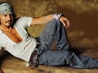 Johnny Depp e cel mai sexy, dar si cel mai stilat barbat!
