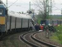 Budapesta: 4 morti si 26 de raniti intr-un accident feroviar