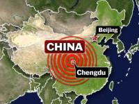 Primele imagini cu pagubele cutremurelor din China