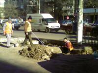 Prinsi sub un mal de pamant, doi muncitori au sfidat moartea!
