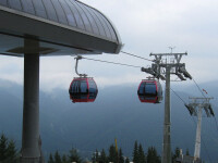 Telegondola din Sinaia atarna degeaba, in plin sezon de schi. Primaria nu a platit ratele