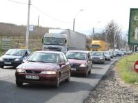 Restictii de trafic in zona garii, in Arad