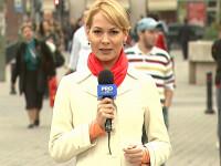Ioana Santa a obtinut titlul de Reporter European