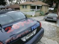 Politia din Atlanta s-a pus de-a curmezisul