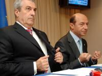Scandal in Senat, din cauza neinvitarii presedintelui Traian Basescu la o festivitate: