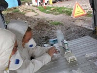 Carantina din cauza turbarii in Glodeanu Silistea