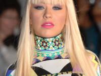 Christina Aguilera a fost batuta la sange de tatal ei, in copilarie!