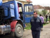 Accident in lant pe DN1, la iesirea din Brasov spre Ghimbav