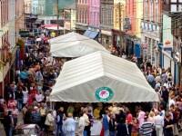 Varietate de arome si mirosuri la Festivalul culinar de la Bucuresti