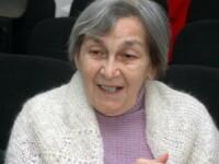 Cunoscuta dizidenta Doina Cornea a fost externata