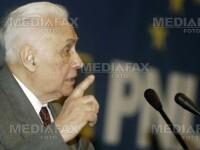 Radu Campeanu, propunerea PNL pentru postul de presedinte al Senatului