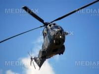 Un elicopter s-a prabusit in estul Frantei!