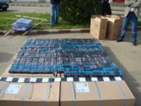Aparate electronice contrafacute, confiscate de vamesii constanteni
