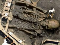 Noi indicii in cazul celor 16 schelete umane descoperite langa Iasi