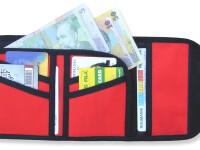 S-a gasit un portofel cu bani. Politistii cauta posesorul