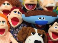 Festival international de marionete, la Galati